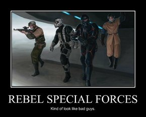 REBEL SPECIAL FORCES