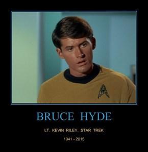 BRUCE  HYDE