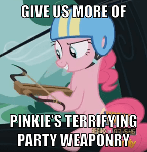 The Most Dangerous Mare In Ponyville