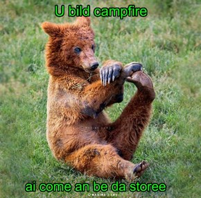 Soundz beary gud tu me
