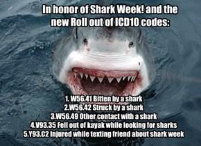 Shark Codes?