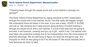 The Drunken Right to Bear Arms