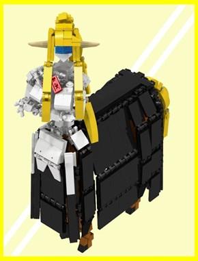 LEGO Centorea Shianus