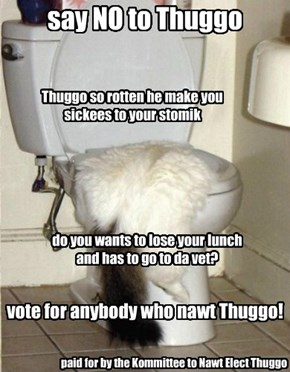 anti-Thuggo campain