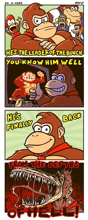 Demon Kong