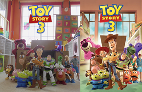 Andy's Room, and Other Painstakingly Recreated Toy Story 3 Sets Will Tug at Your Heartstrings