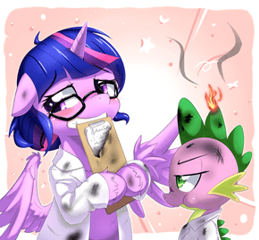 Twilight Tried Science Once...