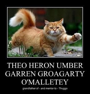 THEO HERON UMBER GARREN GROAGARTY O'MALLETEY