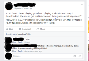 His Name is John Slender