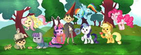 Into The Unkno-.......Equestria?