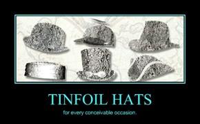 TINFOIL HATS