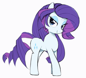 EqG!Hair Rarity