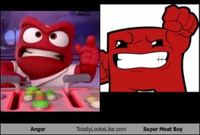 Anger Totally Looks Like Super Meat Boy