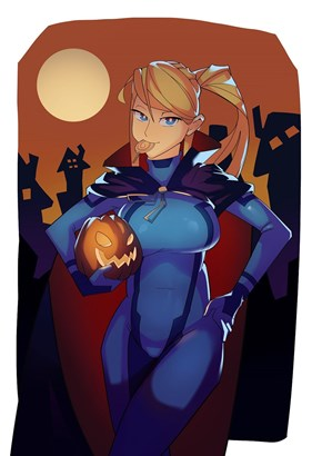 Samus in the Spirit