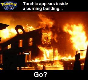 Pokemon Go... or No Go?