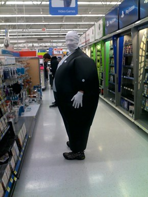 Photoshop Battle of the Day: Fat Slenderman Will Haunt Your October and Your Fridge