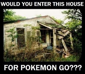 Obviously, There are Probably Ghost Types in There!