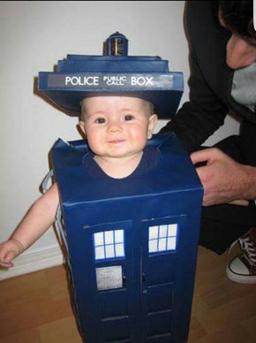 The Best Little Halloween Costume, Ever