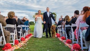 This Veteran's Service Dog Is His Best Friend and the Obvious Choice to Be Best Man at His Wedding