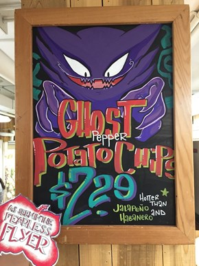 Haunter Approved!