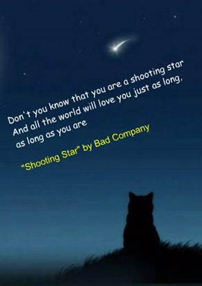 """""""Shooting Star"""" by Bad Company"""