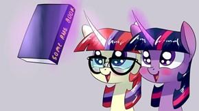 Great Ponies Think Alike