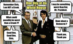 One Day at da White House.