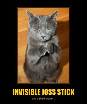 INVISIBLE JOSS STICK