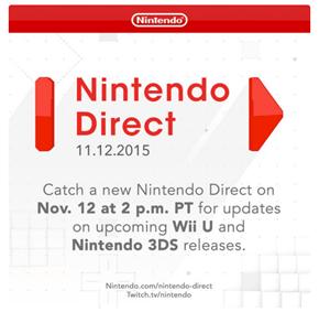 Heads Up: Nintendo Direct Inbound on Thursday