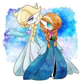Elsa, Y U NO FROSLASS?!?!?!
