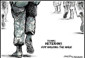 Thank a veteran today, and every day!