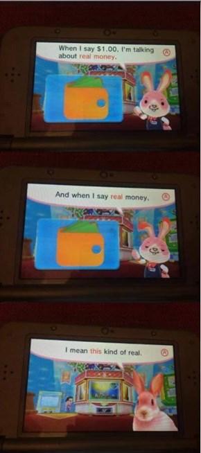Nintendo Explaining Microtransactions