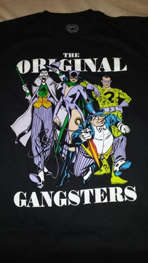 Batman Supervillains: The Original Gangsters