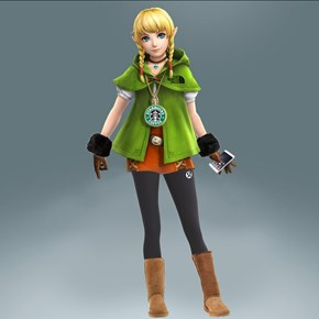 Linkle's Alternate Costume