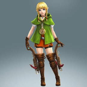 Told you Zelda was a girl