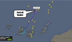 f*ck off Beaker