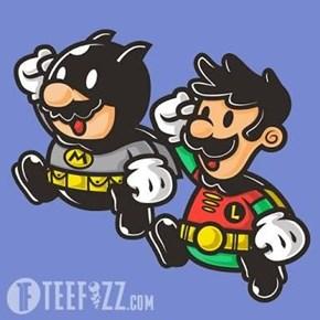 Super Wayne Bros.