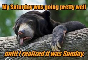 Weekended