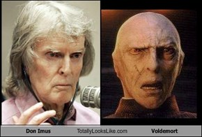 Don Imus Totally Looks Like Voldemort