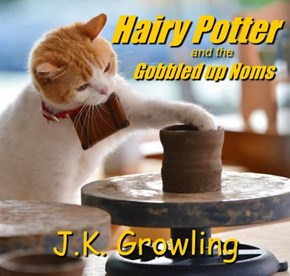 Hairy Potter and the Gobbled up Noms