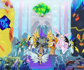 Digimon Holy Characters