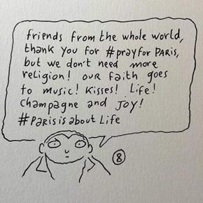 #JeSuisCharlie Charlie Says: