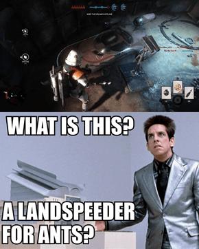 Antspeeder