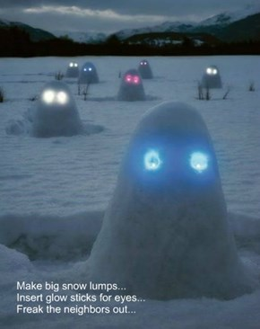 Winter Fun Idea