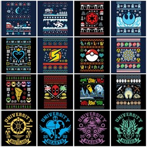 Holiday Sweaters for everyone!