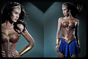 Image of Wonder Woman in an Abandoned George Miller Version of a Justice League Movie