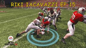 RIKI IACAVAZZI EP 15