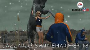 JAZZARIO SWINEHART EP 18