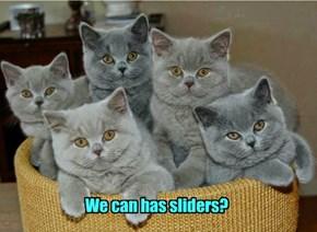 Happy Kittens Needs tiny Cheezburgers to has a a happy