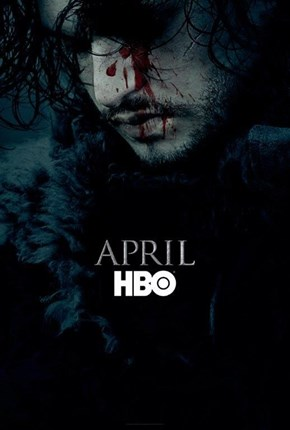 The Good News is Jon Snow is in This Game of Thrones Promotional Poster, But...